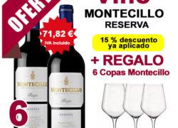 Pack Montecillo Reserva