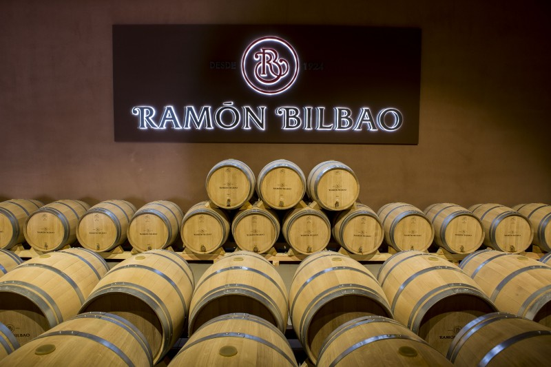Ramón Bilbao; Vino Oficial de la DAVIS CUP 2019